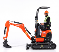 Mini Digger Hire from Micro Machine Hire